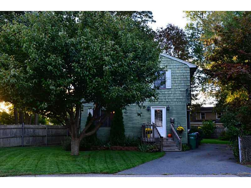 21 TILDEN AV, Warwick, RI, 02888, Gaspee/Lakewood ...